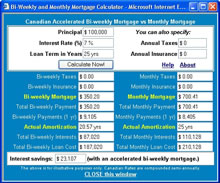 mortgage calculator suite mortgage calculator for web designers and